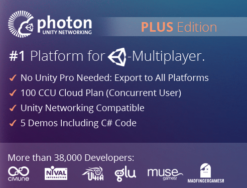 Unity Free License Users: Export to ALL Unity Platforms with Photon