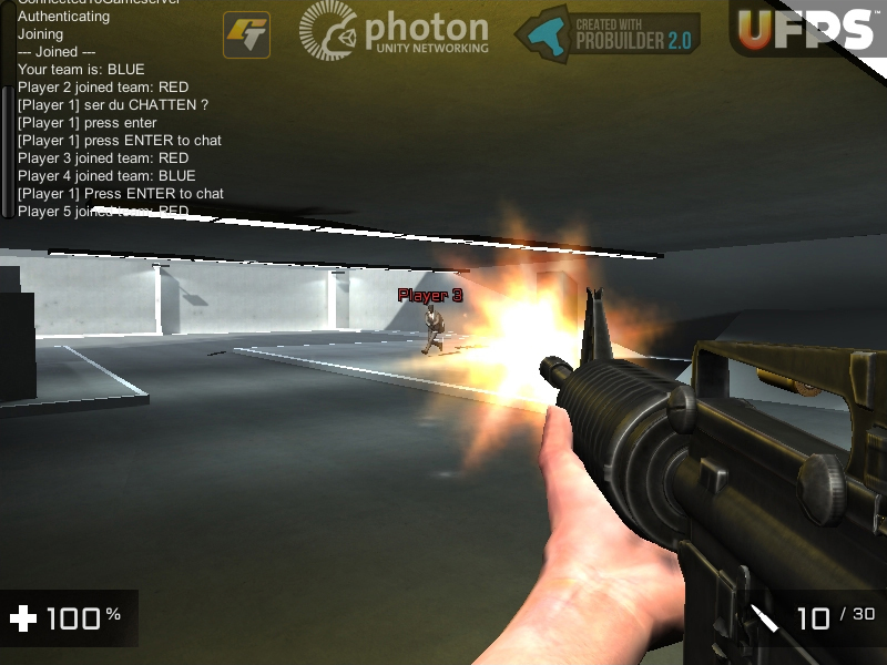 Ultimate FPS Photon Multiplayer Starter Kit – FREE Closed