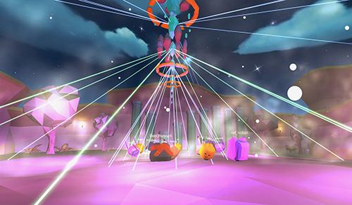 CONVRGE VR Dancefloor