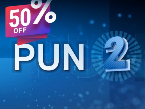 PUN 2 Plus - 50% Off - Asset Store Spring Sale