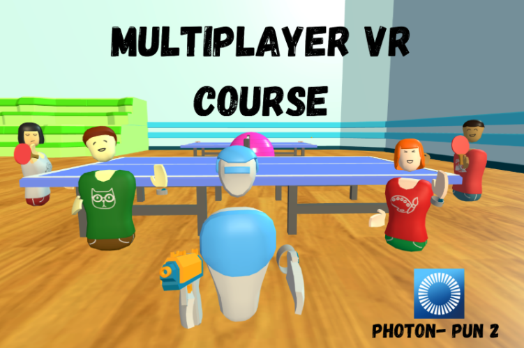 Multiplayer VR Course